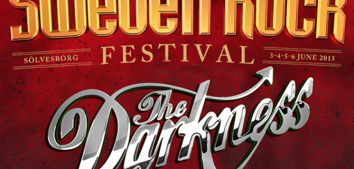 The Darkness to Play Sweden Rock 2015 and More Ireland Dates