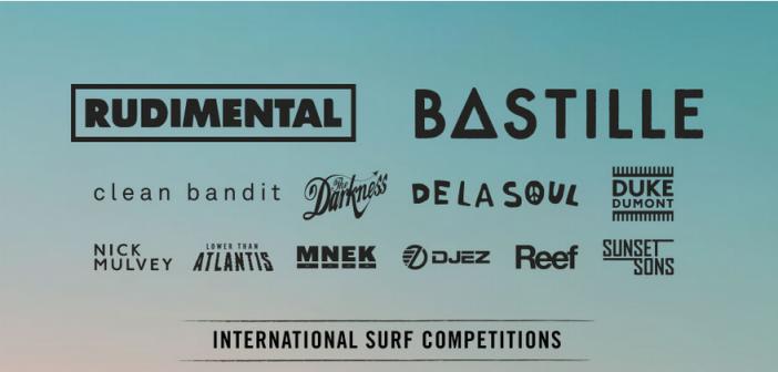 Boardmasters festival 2015