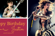 happy40thJustin