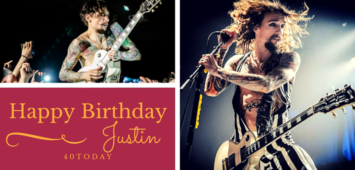 Happy Birthday Justin Hawkins!